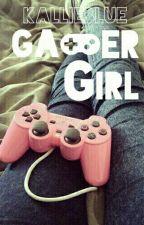 Gamer Girl by kallieblue