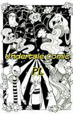 Undertale Comic PL by __Wisia__