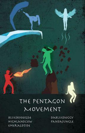 The Pentagon Movement by Bluesky001234