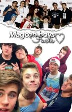 Facts about Magcon [CZ] by crybabyworld