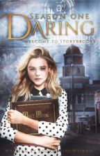 Daring [Peter Pan OUAT Fanfiction] by Joyce-Horan
