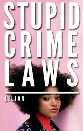 Stupid Crime Laws by kissmyblackarse