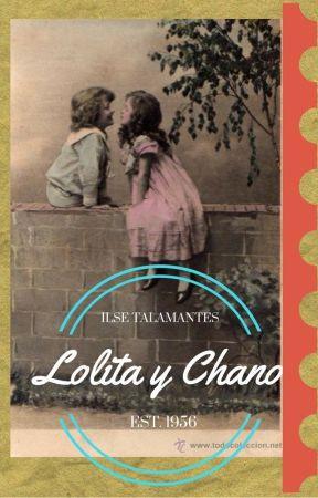 Lolita y Chano by ilse-talamantes