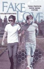 Fake Love |Larry| © by GoldenHapiness