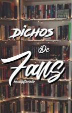 Dichos de fans by HeaslipftOviedo