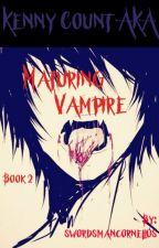Kenny Count Aka Maturing Vampire by swordsmancornelius