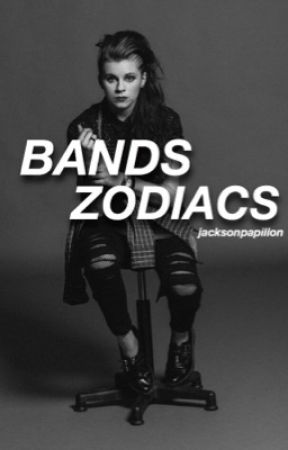 Bands Zodiacs by leilSOS