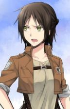 Eren's Older Sister by levilover4everever