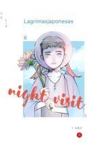 «Night Visit» ↪️ KriSoo by lagrimasjaponesas
