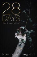 28 Days [MakoHaru] by hanlovespasta