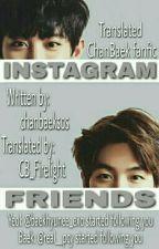 Instagram Friends by CB_Firelight