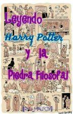 Leyendo Harry Potter y la Piedra Filosofal  by Ryu_Malfoy