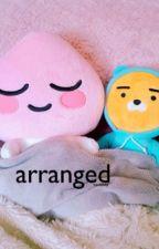 Arranged With Mr. Evil (kim.yg got7) by ChloeAnnLo