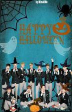 Happy Halloween  by SailorXingmi12