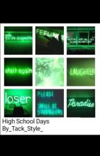 High School Days (Septiplier) by _Tack_Style_