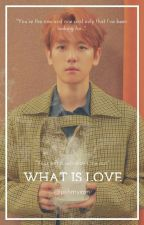 What is love ✾ Chanbaek by chanbyunnie_