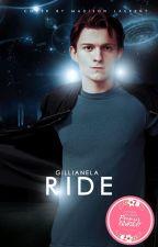 Ride; Fox Mulder by gillianela