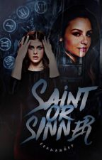 saint or sinner  [ LEGENDS OF TOMORROW ] by -scamander-