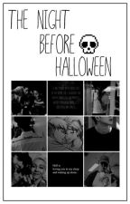 The night before Halloween // NAMSONG ONESHOT by imhyuwsik