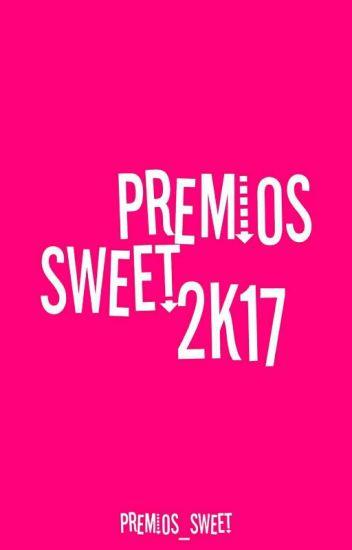 Premios Sweet 2017