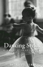 Dancing Styles [em português] by lauraaduartee2000