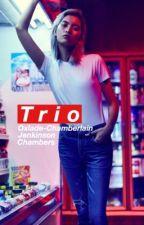 Trio ↠ Alex Oxlade-Chamberlain X Carl Jenkinson X Calum Chambers by marcoasensios