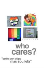 Who Cares?  ;;RANTS;; by Exalthed