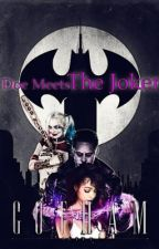 BatMan: Doe Meets The Joker by Tonshe