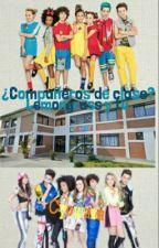 ¿Compañeros De Clase? LemonGrass Y Tu by Cyowara
