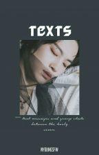 GOT7 Texts  by -jwanged