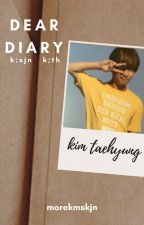Dear Diary:   k; sj + k; th by morekmskjn
