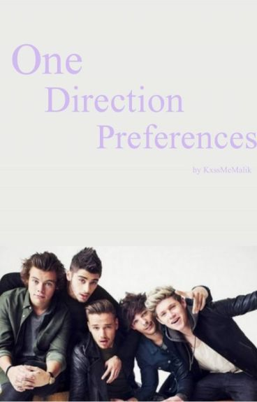 One Direction Preferences // in Überarbeitung //