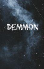 Demmon  (Nuevas Especies 6) by Borrego-chan