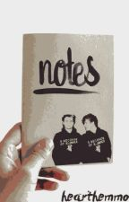 Notes // Mashton by ixtela