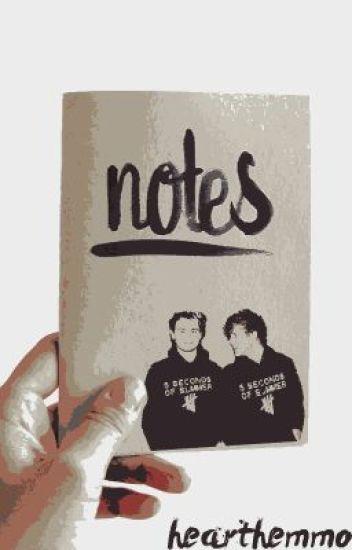 Notes // Mashton