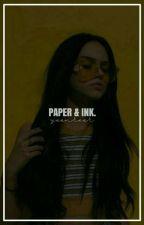 paper & ink ⚣ yoonkook by myg-jjk