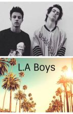 L.A Boys // Cash by Skookie_13