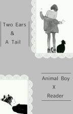 Two Ears and a Tail (AnimalBoyX Reader) by Emu_Corner