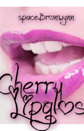 Cherry Lipgloss by spaceBronwynn