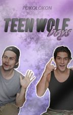 teen wolf boys ▪ imagify i preferencje by pokolokon