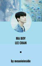 ☆ Ma Boy [Lee Chan] ☆ by meanieinside