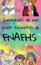 Imágenes De Mis Shipps Favoritos De FNAFHS  by -Ayane-chan-