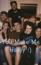 You make me happy (heath hussar fan fic) by Photographyhoe