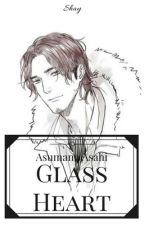 Glass Heart || College!Azumane Asahi x Reader by Hellite