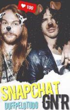 Snapchat » Guns N' Roses #HairRock  by duffpelotudo