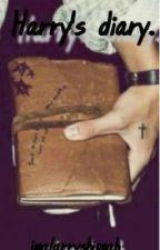 Harry's diary. {Larry Stylinson}{One shot} by imalarryshippah