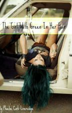 The Girl With Green In Her Hair  by PhoebeCorkLiversidge