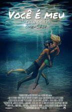 Você é meu!...Percy e Annabeth by ViihDoSuga