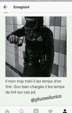 Chronique d'Anissa : Kidnapper Par Un Chef De Gang by Miss_Bipolaire_