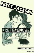 Percy Jackson Preferencje I Imaginy by Czerwonoczarna